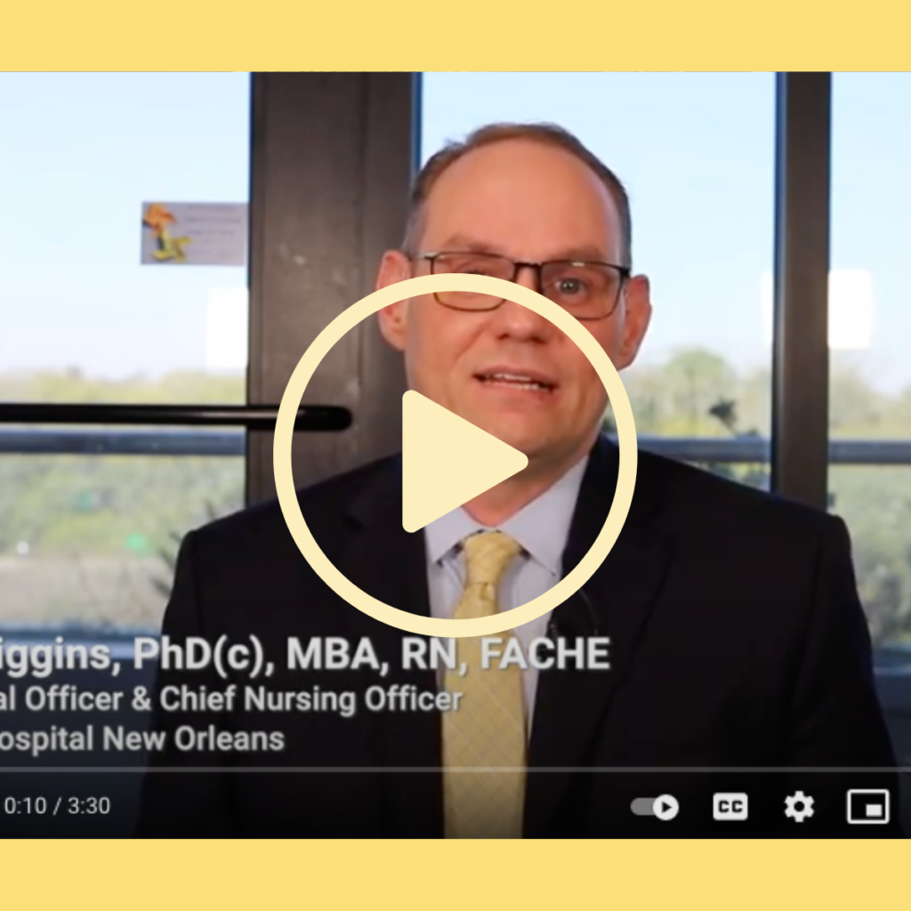 The CNO Perspective Video